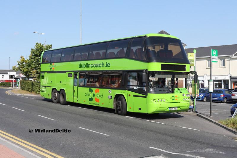 Dublin Coach 04-KE-16272, James Fintan Lawlor Ave Portlaoise, 16-08-2016