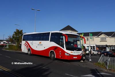 Bus Éireann SC339, James Fintan Lawlor Ave Portlaoise, 18-10-2016