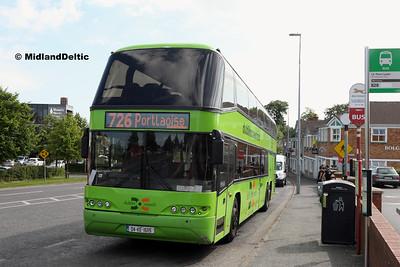 Dublin Coach  04-KE-16116, James Fintan Lawlor Ave Portlaoise, 19-07-2016