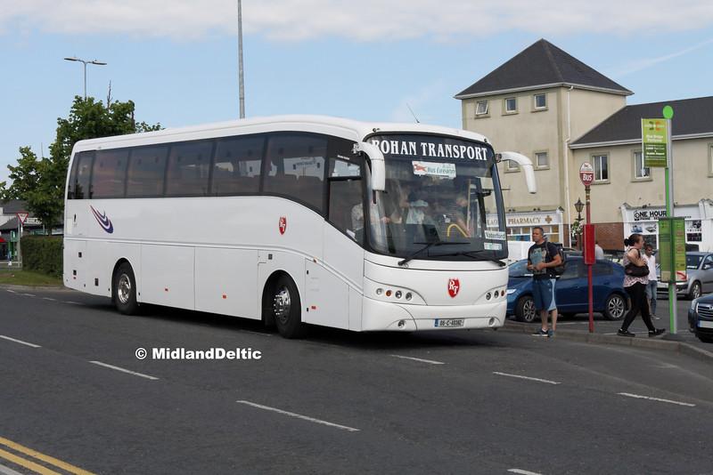 Rohan Transport 06-C-40362, James Fintan Lawlor Ave Portlaoise, 19-07-2016
