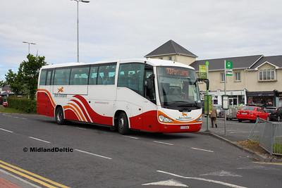 Bus Éireann SC246, James Fintan Lawlor Ave Portlaoise, 21-06-2016