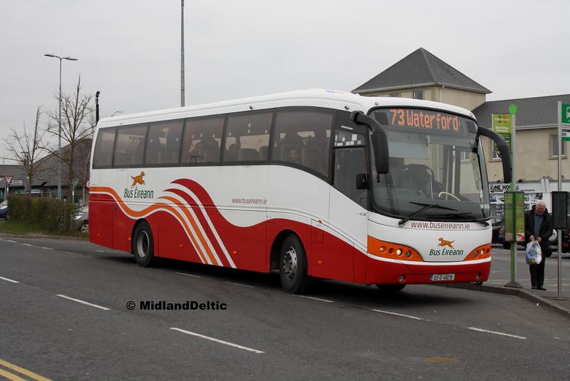 Bus Éireann VC309, James Fintan Lawlor Ave Portlaoise, 22-03-2016