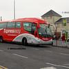 Bus Éireann SP120, James Fintan Lawlor Ave Portlaoise, 25-03-2016