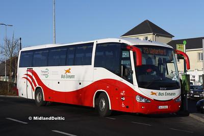 Bus Éireann SC339, James Fintan Lawlor Ave Portlaoise, 29-11-2016