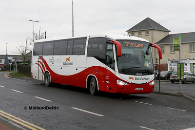 Bus Éireann SC339, James Fintan Lawlor Ave Portlaoise, 29-125-2016