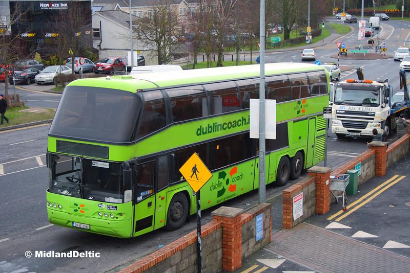 Dublin Coach 04-KE-11340, James Fintan Lawlor Ave Portlaoise, 11-02-2016