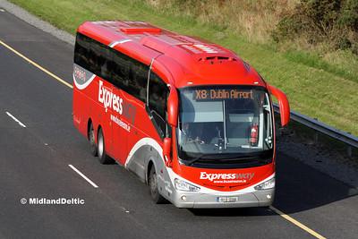 Bus Éireann SE23, Togher (M7 Jun 17), 06-10-2016