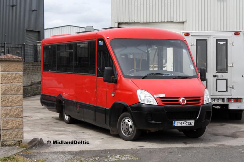 Universal PSV 11-LS-2497, Clonminam Industrial Estate Portlaoise, 26-06-2017