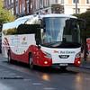 Bus Éireann LC322, O'Connell St Dublin, 21-09-2017