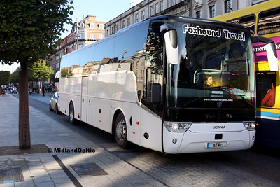 Foxhound 162-MN-1, O'Connell St Dublin, 21-09-2017