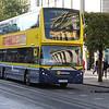 Dublin Bus VT22, O'Connell St Dublin, 21-09-2017