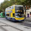 Dublin Bus EV42, O'Connell St Dublin, 28-10-2017