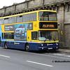 Dublin Bus AX616, Harbour Rd Dún Laoghaire, 28-10-2017