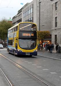 Dublin Bus SG269. O'Connell St Dublin, 28-10-2017