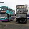 Dublin Mini Coach 171-D-25062, 02-D-20269, Dún Laoghaire Harbour, 28-10-2017