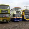 90-D-1007, 91-D-1091, Dublin Bus SG313, Dún Laoghaire Harbour, 2810-2017