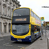 Dublin Bus SG230, Heuston Station Dublin, 28/10/2017