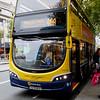 Dublin Bus SG121, O'Connell St Dublin, 27-10-2017