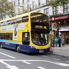 Dublin Bus SG288, O'Connell St Dublin, 28-10-2017