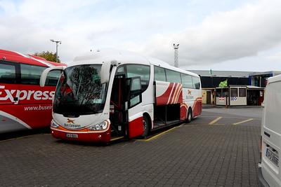 Bus Éireann SP57, Tralee, 14-10-2017