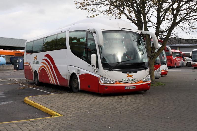 Bus Éireann  SP46, Tralee, 14-10-2017
