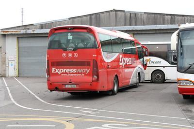 Bus Éireann SP92, Tralee, 14-10-2017