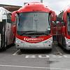 Bus Éireann SP105, Tralee Depot, 14-10-2017