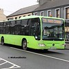 Dublin Coach 07-KE-2611, Edward St Newbridge, 17-02-2017