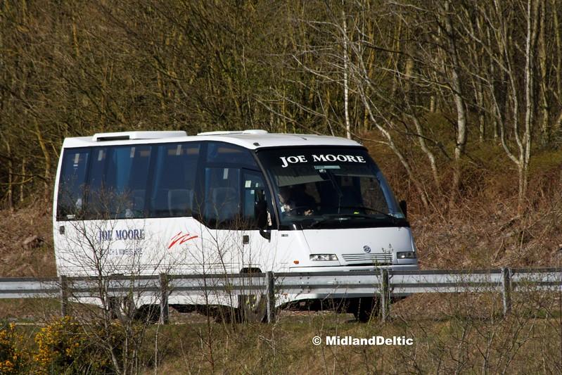 Moore Mountrath 01-KK-691, M7 Junction 17 Portlaoise, 24-03-2017