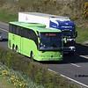 Dublin Coach 142-KE-1188, M7 Junction 17 Portlaoise, 24-03-2017