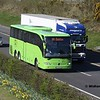 Dublin Coach 142-KE-1188, M1 Junction 17 Portlaoise, 24-03-2017