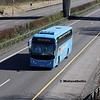 First Aircoach 152-D-8657, M1 Junction 17 Portlaoise, 24-03-2017