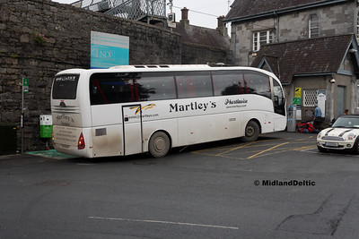 Martley's 04-D-60817, Portlaoise Railway Station, 04-09-2017