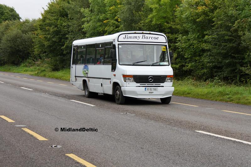 Barcoe 97-DL-7155, Ballymaken Portlaoise, 04-09-2017