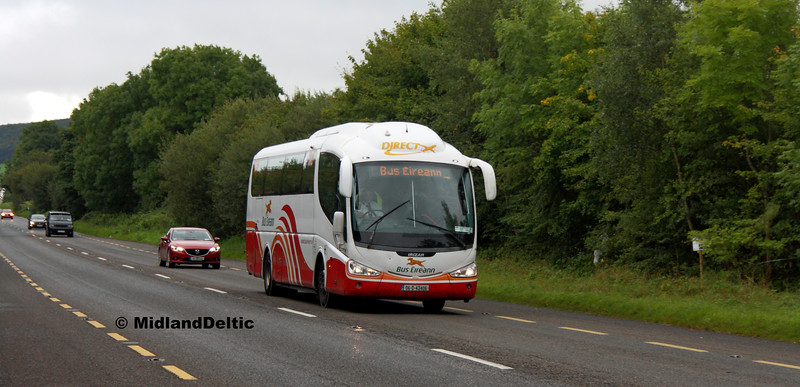 Bus Éireann SP62, Ballymaken Portlaoise, 04-09-207