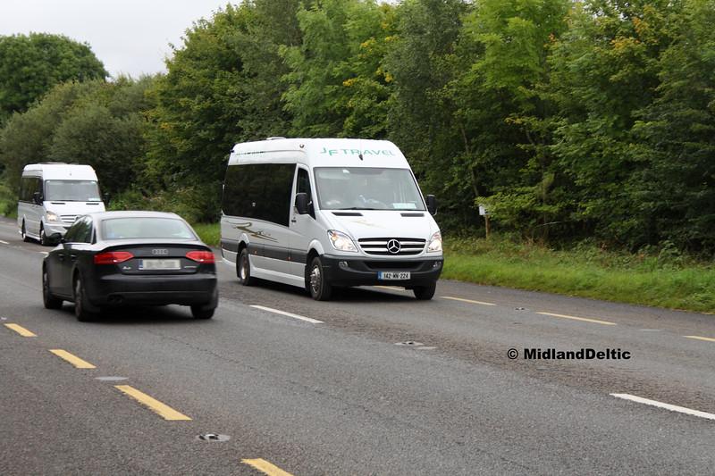 JF Travel 142-MN-224, Ballymaken Portlaoise, 04-09-2017