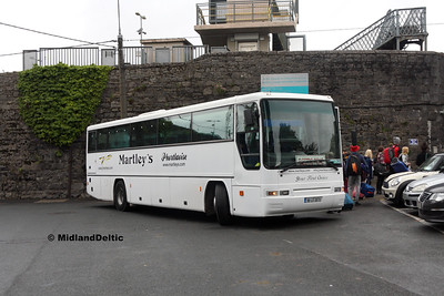 Martley's 96-LS-2673, Portlaoise Railway Station, 04-09-2017