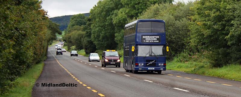 Gormanston Coaches 99-D-546, Ballymaken Portlaoise, 04-09-2017