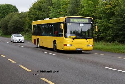 Express Bus 00-C-28219, Ballymaken Portlaoise, 04-092017