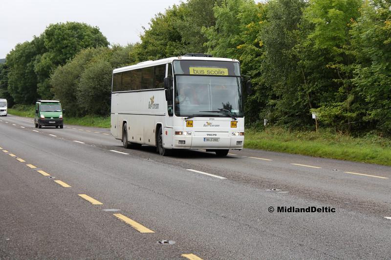 Bus Éireann VP89, Ballymaken Portlaoise, 04-09-2017