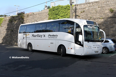 Martley's 04-D-60811, Portlaoise Railway Station, 01-09-2017