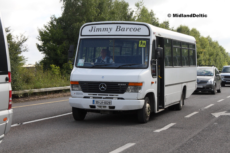 Barcoe 99-LH-11029, Ballymaken Portlaoise, 01-09-2017