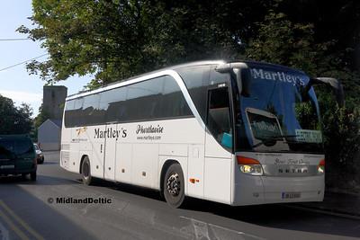 Martley's 06-LS-6159, Railway St Portlaoise, 01-09-2017