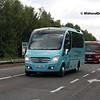 Dublin Mini Coaches HXZ4460, Ballymaken Portlaoise, 01-09-2017
