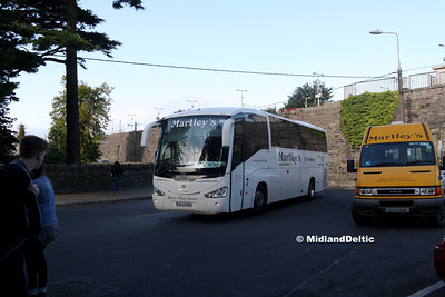 Martley's 09-LS-6789, Railway St Portlaoise, 01-09-2017