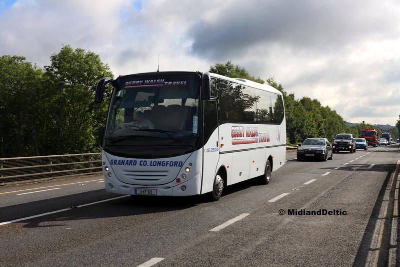 Walsh 11-KY-619, Ballymaken Portlaoise; 01-09-2017
