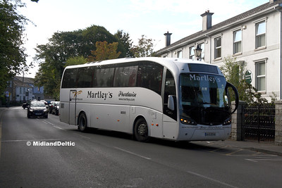 Portlaoise (Bus), 01-09-2017 (Electric Picnic Arrival Day)