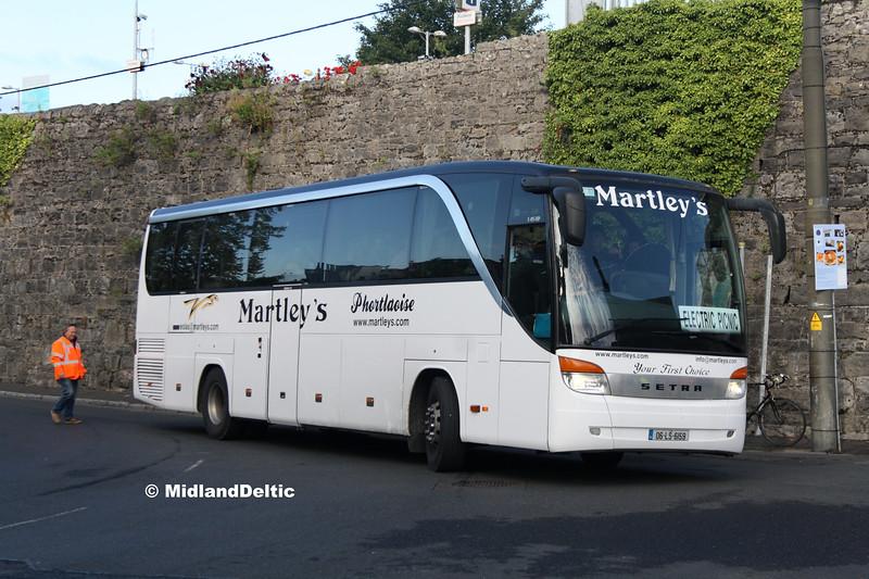 Martley's Portlaoise 06-LS-6159, Portlaoise Railway Station, 01-09-2017