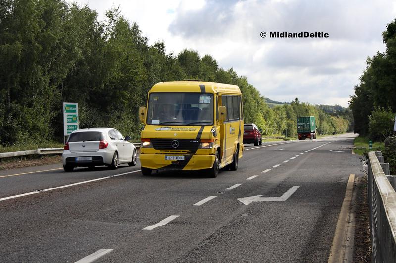 Express Bus 02-D-41906, Ballymaken Portlaoise, 09-01-2017