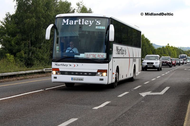 Martley's 03-LS-6096. Ballymaken Portlaoise, 01-09-2017